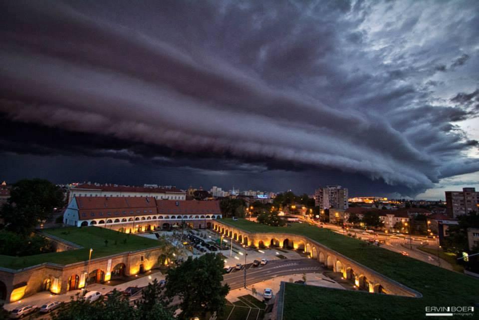 Vineri 31 mai Timisoara - Poze impresionante - Romania Military