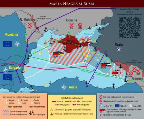 Marea Neagr? ?i Rusia de Max Ciudin