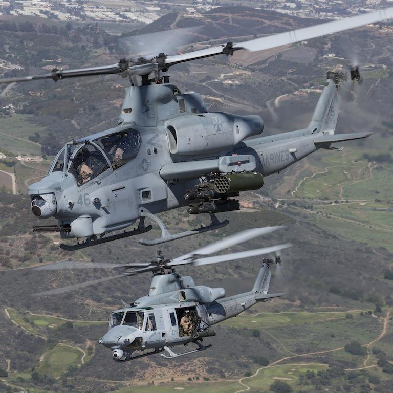 AH-1Z Si Concurenta... Protectie Si Costuri