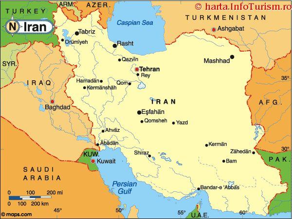 Iran Turcia Si Restul Lumii Romania Military